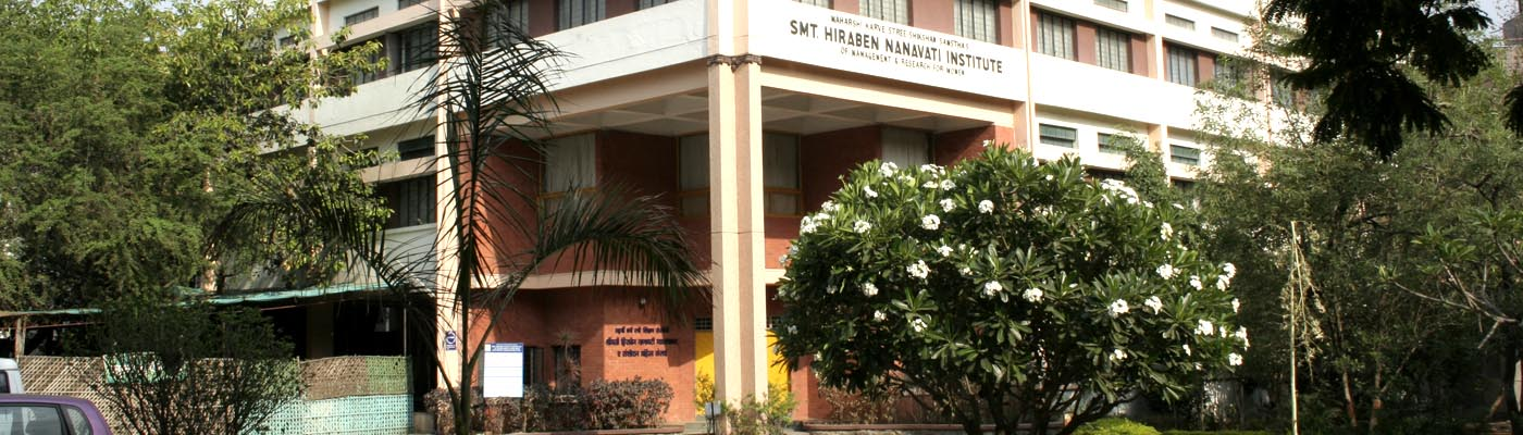 Smt. Hiraben Nanavati Institute of Management and Research for Women