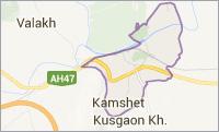 kamshet-map